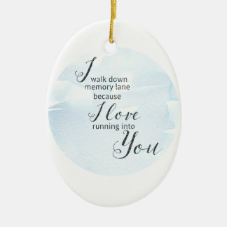 Memory Lane Christmas Ornament