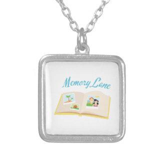 Memory Lane Custom Necklace