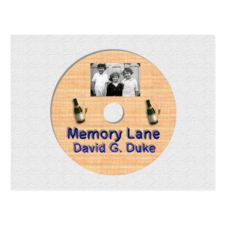 Memory Lane Postcards