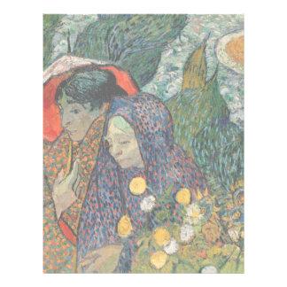 Memory of the Garden at Etten by Vincent Van Gogh Flyers