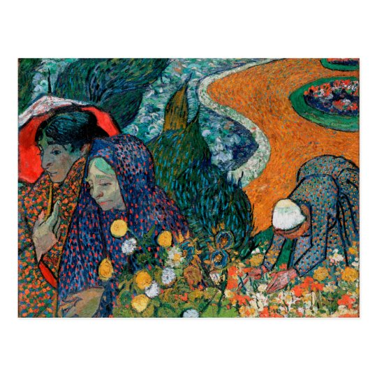Memory of the Garden at Etten by Vincent