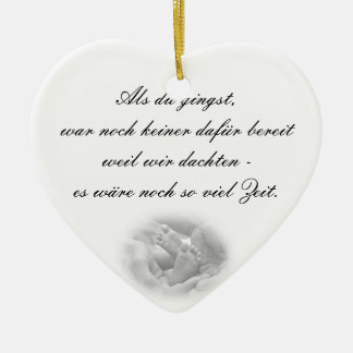 Memory tendency ornamentation ceramic heart decoration