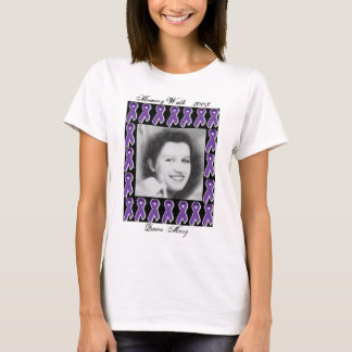 Memory Walk , 2008, Queen Mary - Customized T-Shirt