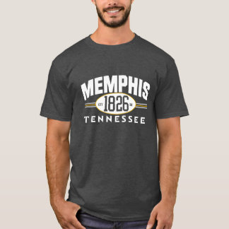 MEMPHIS 1826 Tennessee City Incorporated Tee