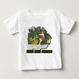 Memphis Belle Pin Up Shirt