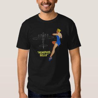 """""""Memphis Belle"""" Tee Shirts"""
