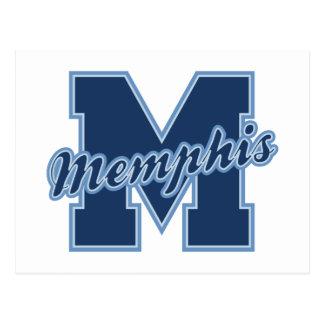 Memphis Letter Postcard