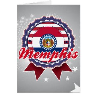 Memphis, MO Greeting Card