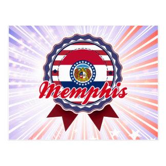 Memphis, MO Post Card