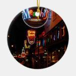 Memphis On The Tree Christmas Ornament
