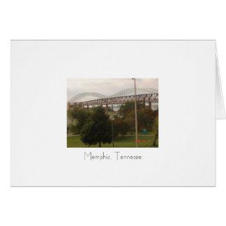 Memphis, Tennesee Greeting Card