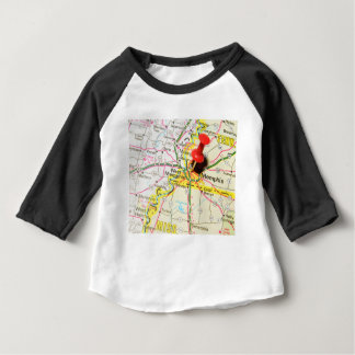 Memphis, Tennessee Baby T-Shirt