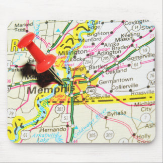Memphis, Tennessee Mouse Mat
