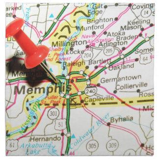 Memphis, Tennessee Napkin