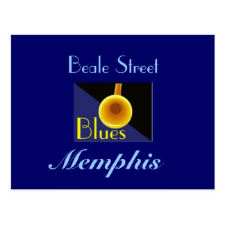 Memphis Tennessee Postcards