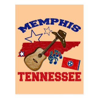 Memphis, Tennessee Postcard