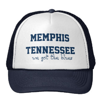 Memphis Tennessee - Trucker Hat