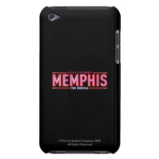 MEMPHIS - The Musical Logo iPod Case-Mate Cases