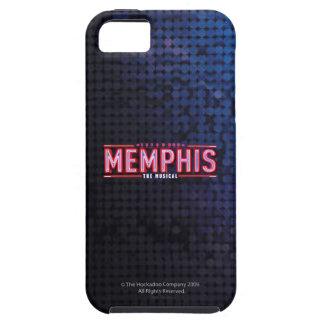 MEMPHIS - The Musical Logo Tough iPhone 5 Case