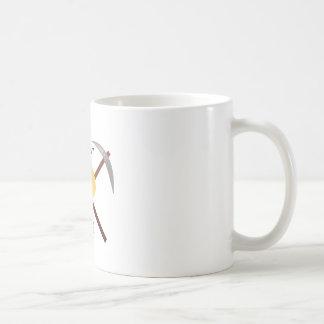 Men at Work Basic White Mug