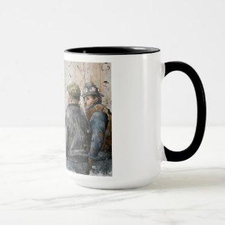 Men at Work Mug