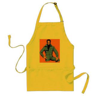 men can cook! standard apron