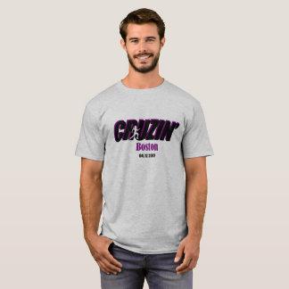 Men Cruzin' Boston T-Shirt