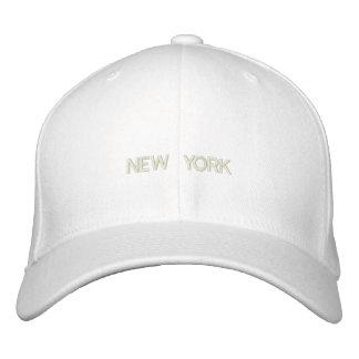 Men Embroidered Hat