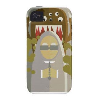 Men in Blacck Case-Mate iPhone 4 Cases