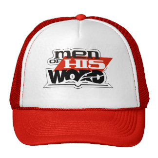 Men of His Word Cap Hats