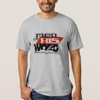 Men of His Word T-Shirt