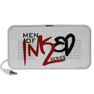 Men of Inked Household Items Speaker System