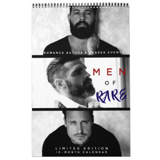 Men of RARE: A Calendar
