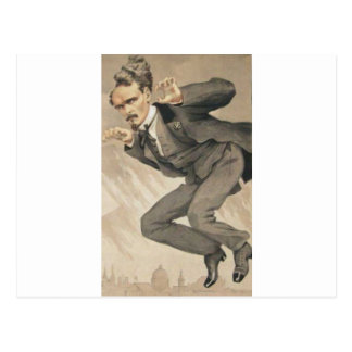 Men of the Day No.4, The mob rule by James Tissot Postcard