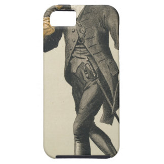 Men of the Day No.610 Caricature of Lt Col Lord Case For The iPhone 5