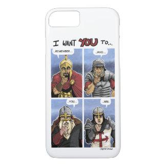 Men of the West Grid Phone Case! iPhone 8/7 Case
