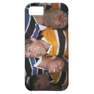 Men Playing Rugby iPhone 5 Case