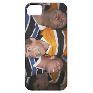 Men Playing Rugby iPhone 5 Cases