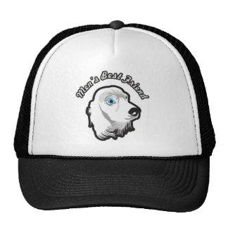 Men s Best Friend Mesh Hats