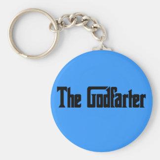Men s Fart Humor Gifts The Godfarter Keychains
