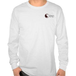 Men s Long Sleeve Singer s Tai Chi T-Shirt