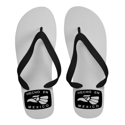Men's Sandals-Hecho En Mexico