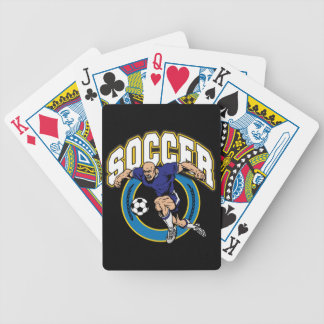 Men s Soccer Logo Card Deck