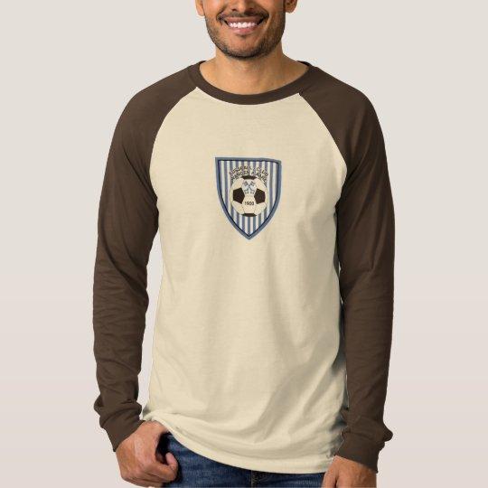 Men Sweatshirt brown - FC cheeks to the Aare