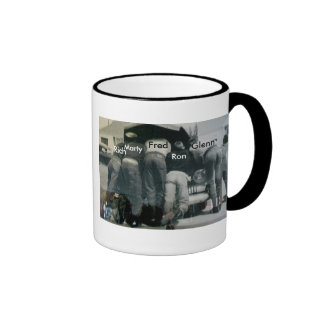 Men Under the Hood Mugs