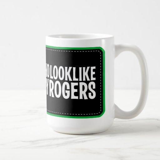 Men Who Look Like Kenny Rogers Coffee Mug