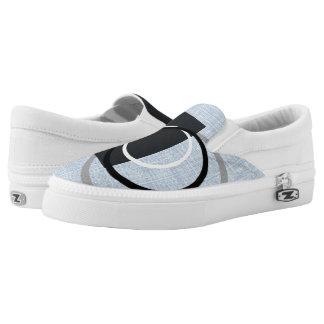 Men/Women Slip On Shoe - Quake - Blue