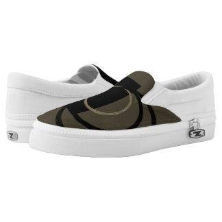 Men/Women Slip On Shoe - Quake - Brown