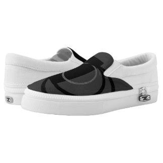 Men/Women Slip On Shoe - Quake - Gray