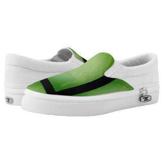 Men/Women Slip On Shoe - Rain - Green